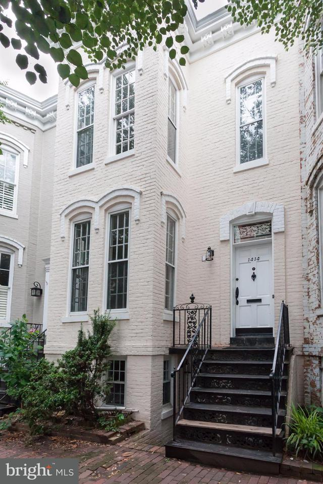 Townhouse for Sale at 1414 30TH ST NW 1414 30TH ST NW Washington, District Of Columbia 20007 United States