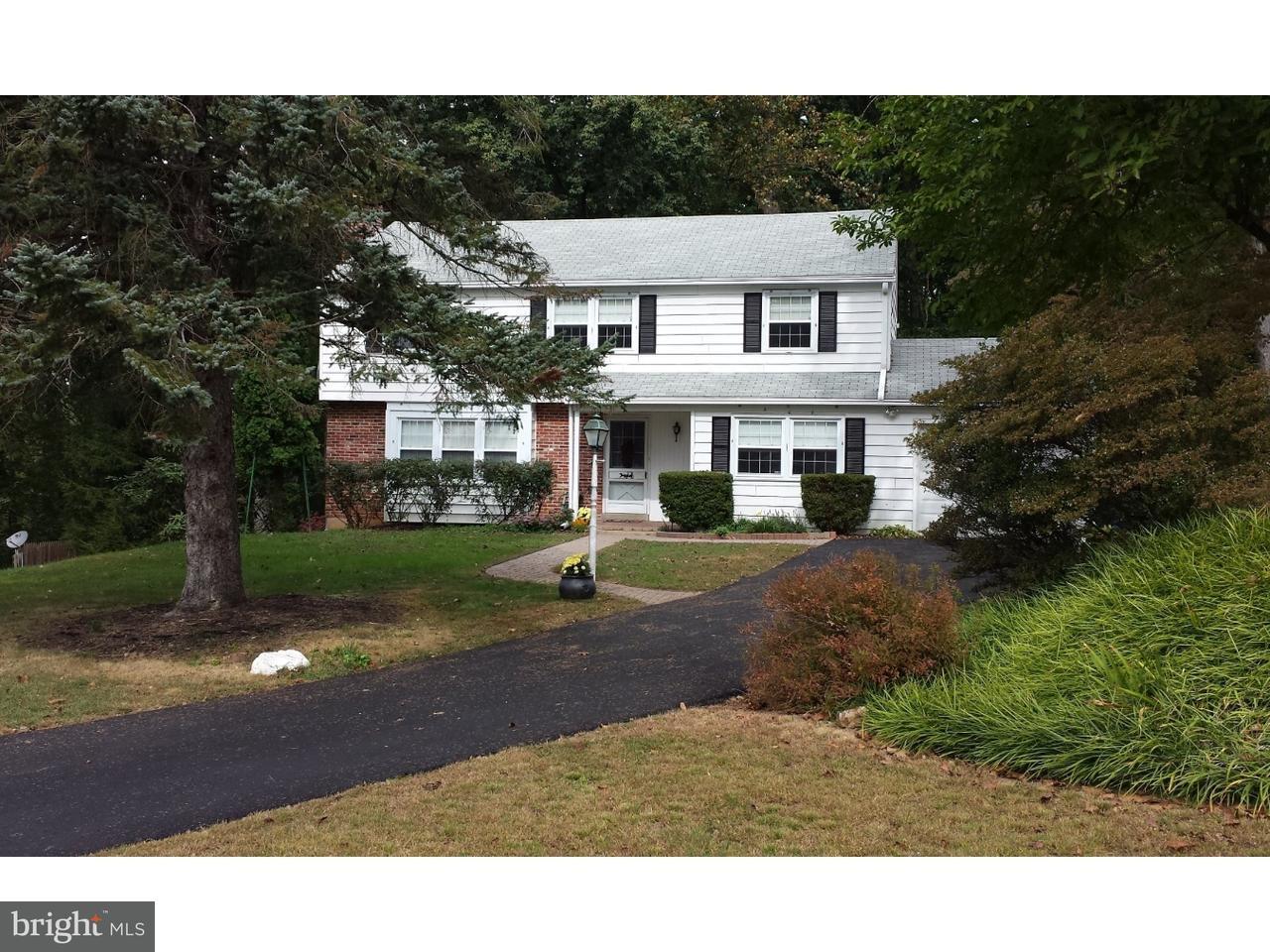 Casa Unifamiliar por un Alquiler en 441 HILLENDALE Road Media, Pennsylvania 19063 Estados Unidos