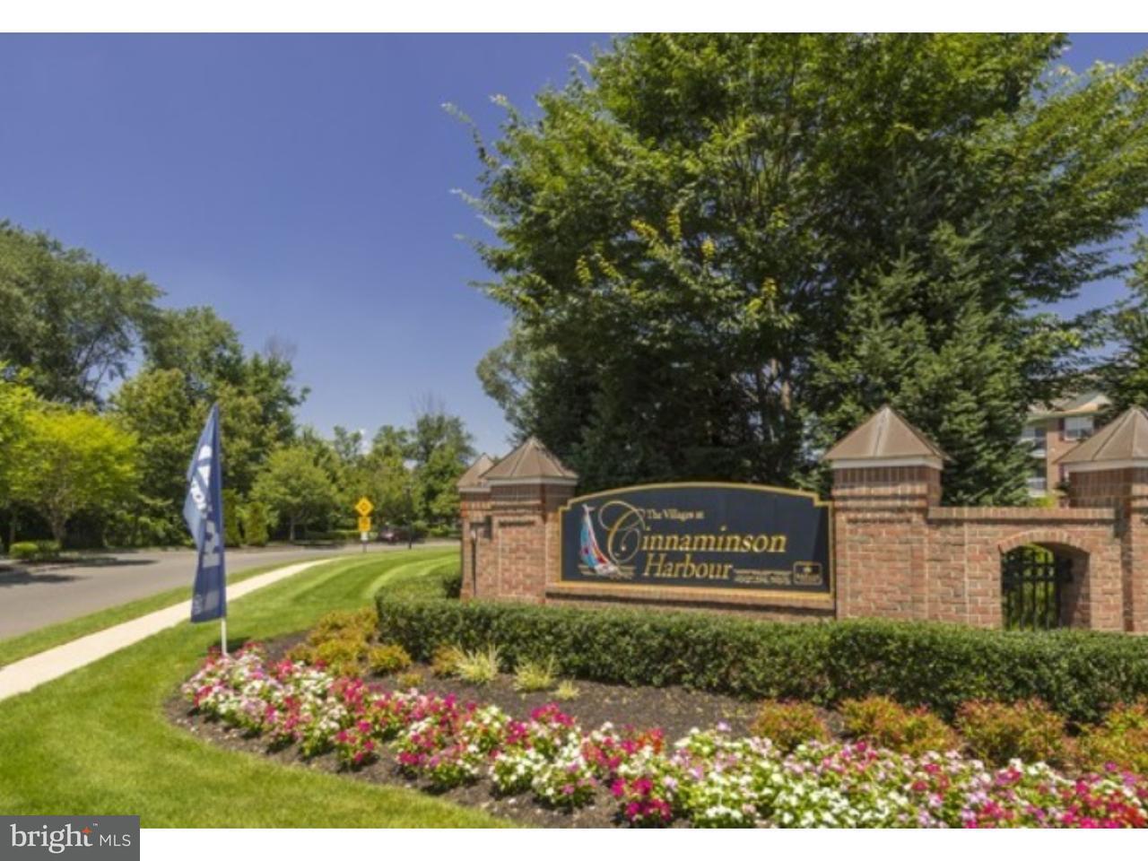 Casa Unifamiliar por un Alquiler en 644 CAMELOT Court Cinnaminson, Nueva Jersey 08077 Estados Unidos