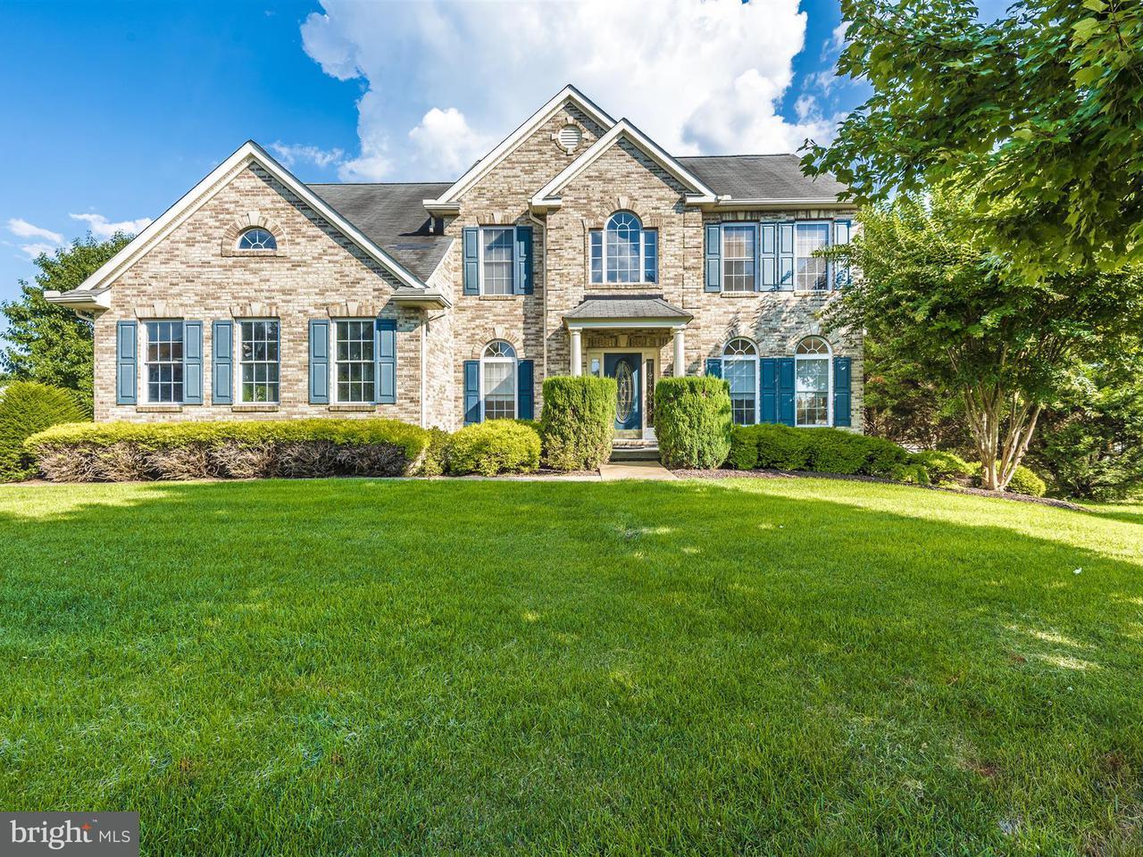 Maison unifamiliale pour l Vente à 200 JENKINS CREEK Court 200 JENKINS CREEK Court Walkersville, Maryland 21793 États-Unis