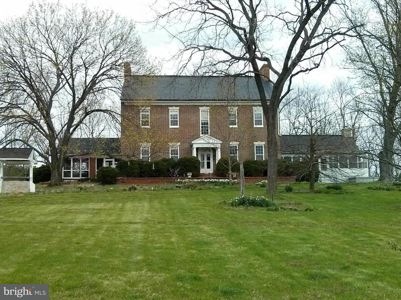 Farm for Sale at 292 Hite Ln Strasburg, Virginia 22657 United States