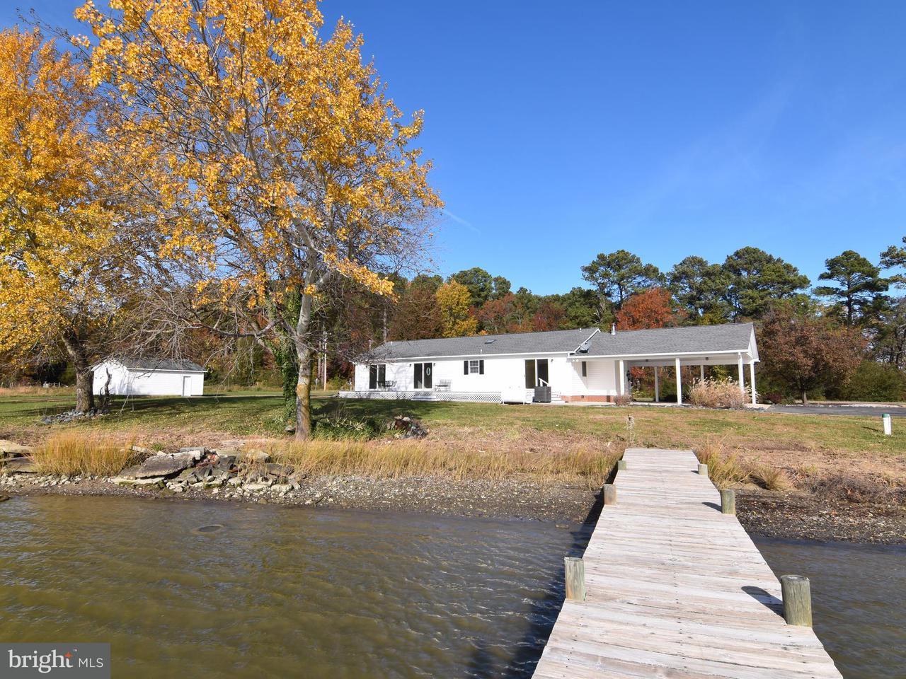 Casa Unifamiliar por un Venta en 49695 FREEMANS Road 49695 FREEMANS Road Dameron, Maryland 20628 Estados Unidos