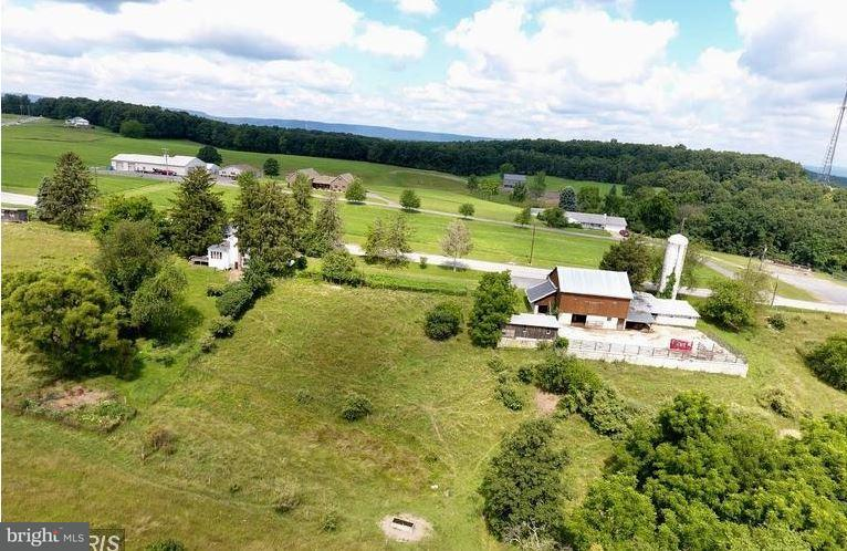 Farm for Sale at 28290 Great Cove Rd Fort Littleton, Pennsylvania 17223 United States