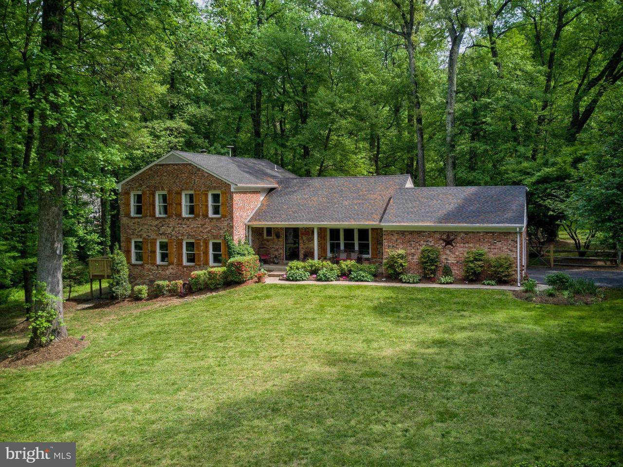 Single Family Home for Sale at 927 WELHAM GREEN Road 927 WELHAM GREEN Road Great Falls, Virginia 22066 United States