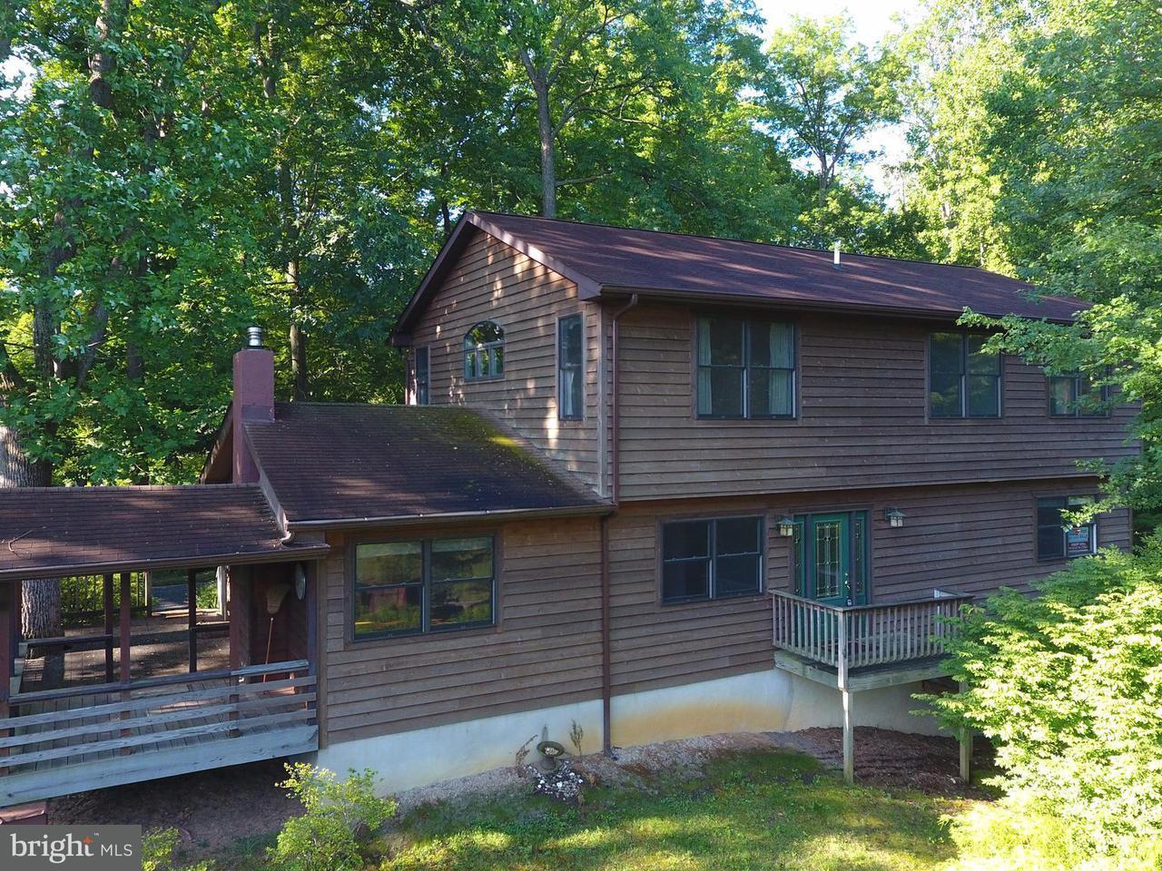 Casa Unifamiliar por un Venta en 2496 ANGELICA Road 2496 ANGELICA Road Port Republic, Maryland 20676 Estados Unidos