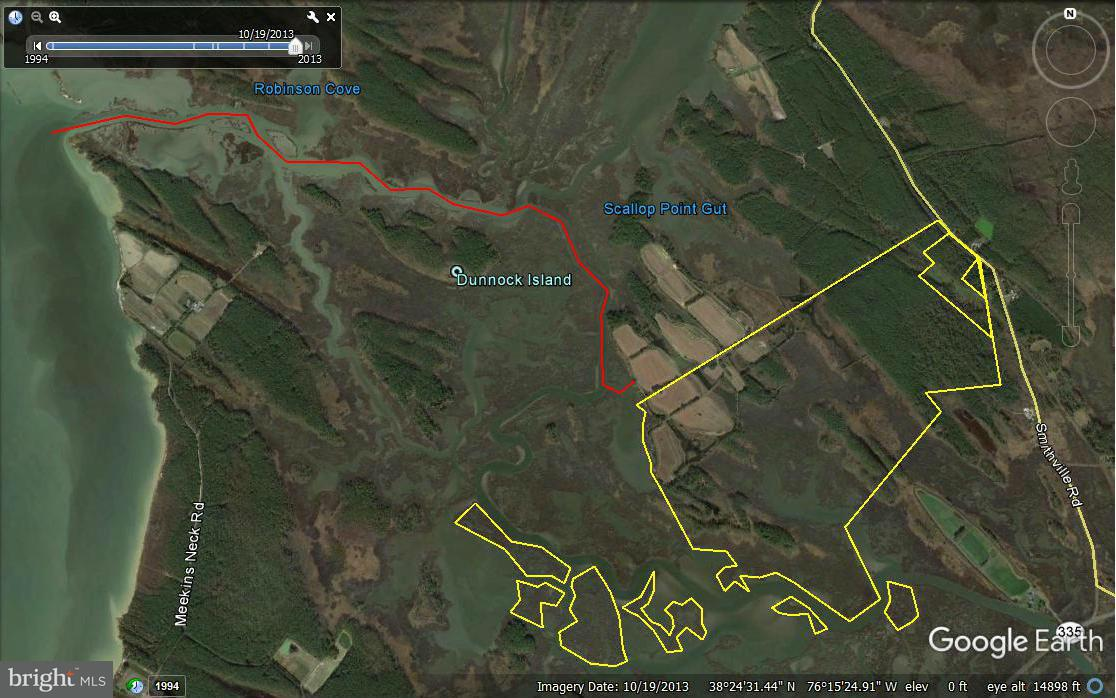 Additional photo for property listing at Smithville Road Smithville Road Taylors Island, Maryland 21669 États-Unis