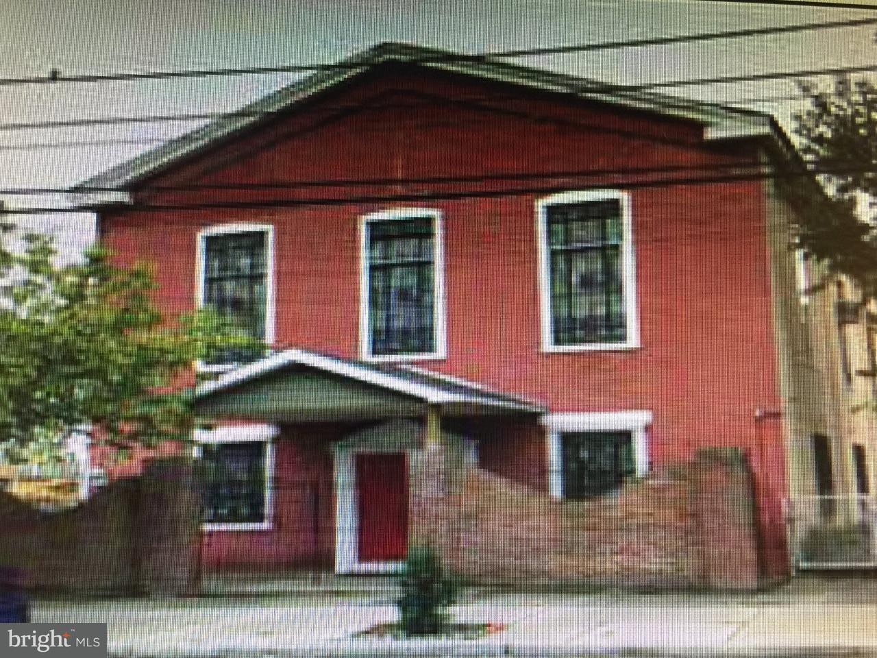 Maison unifamiliale pour l Vente à 719,718-722 CHESTNUT Street Camden, New Jersey 08103 États-Unis