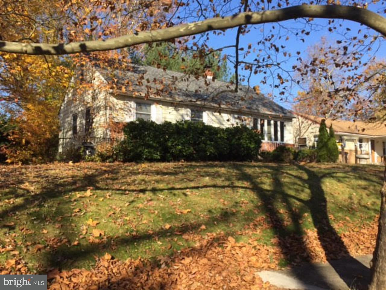 独户住宅 为 出租 在 243 BURHOLME Avenue Woodbury, 新泽西州 08096 美国
