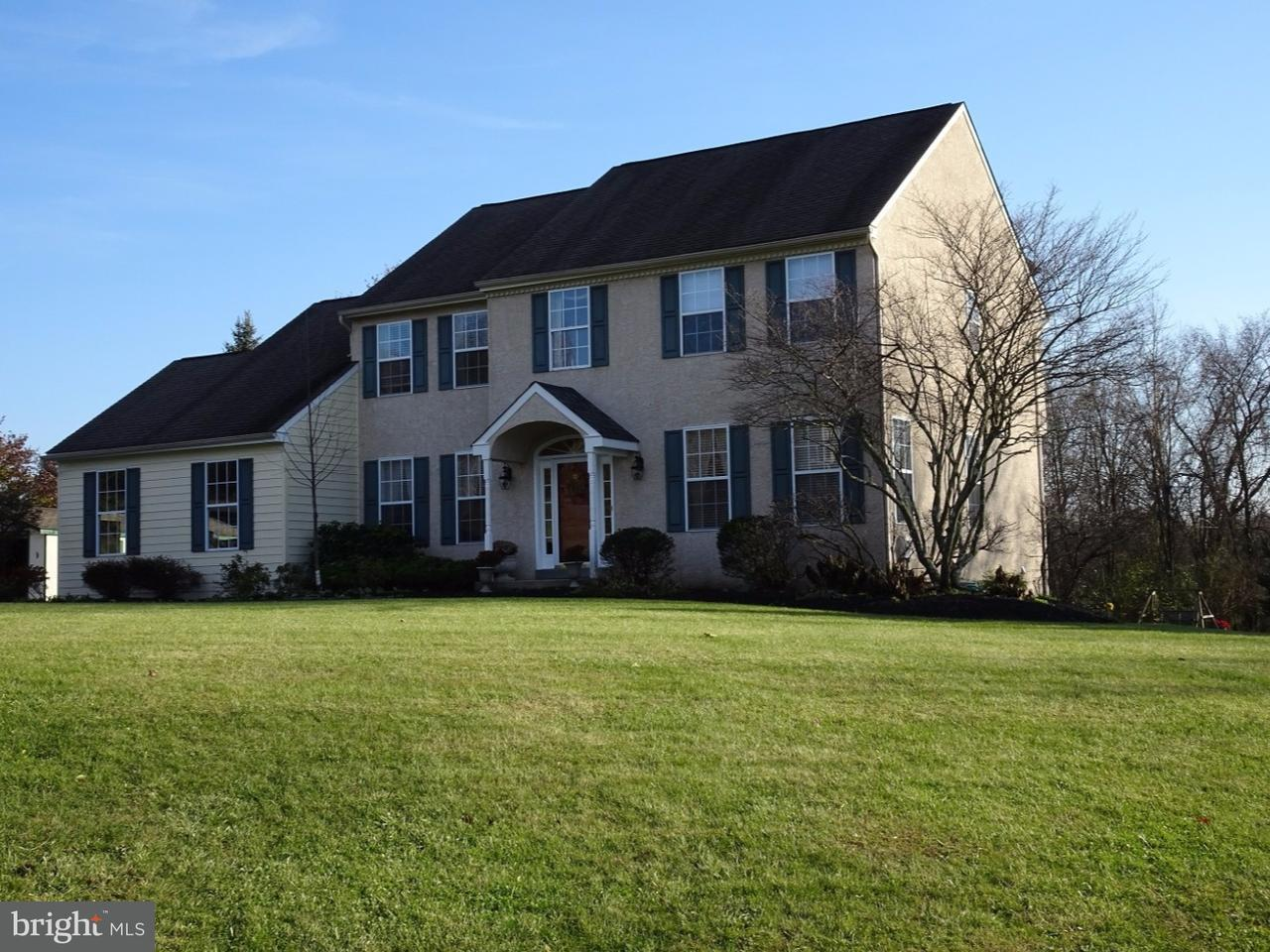 Single Family Home for Sale at 206 NOTTINGHAM Drive Spring City, Pennsylvania 19475 United States