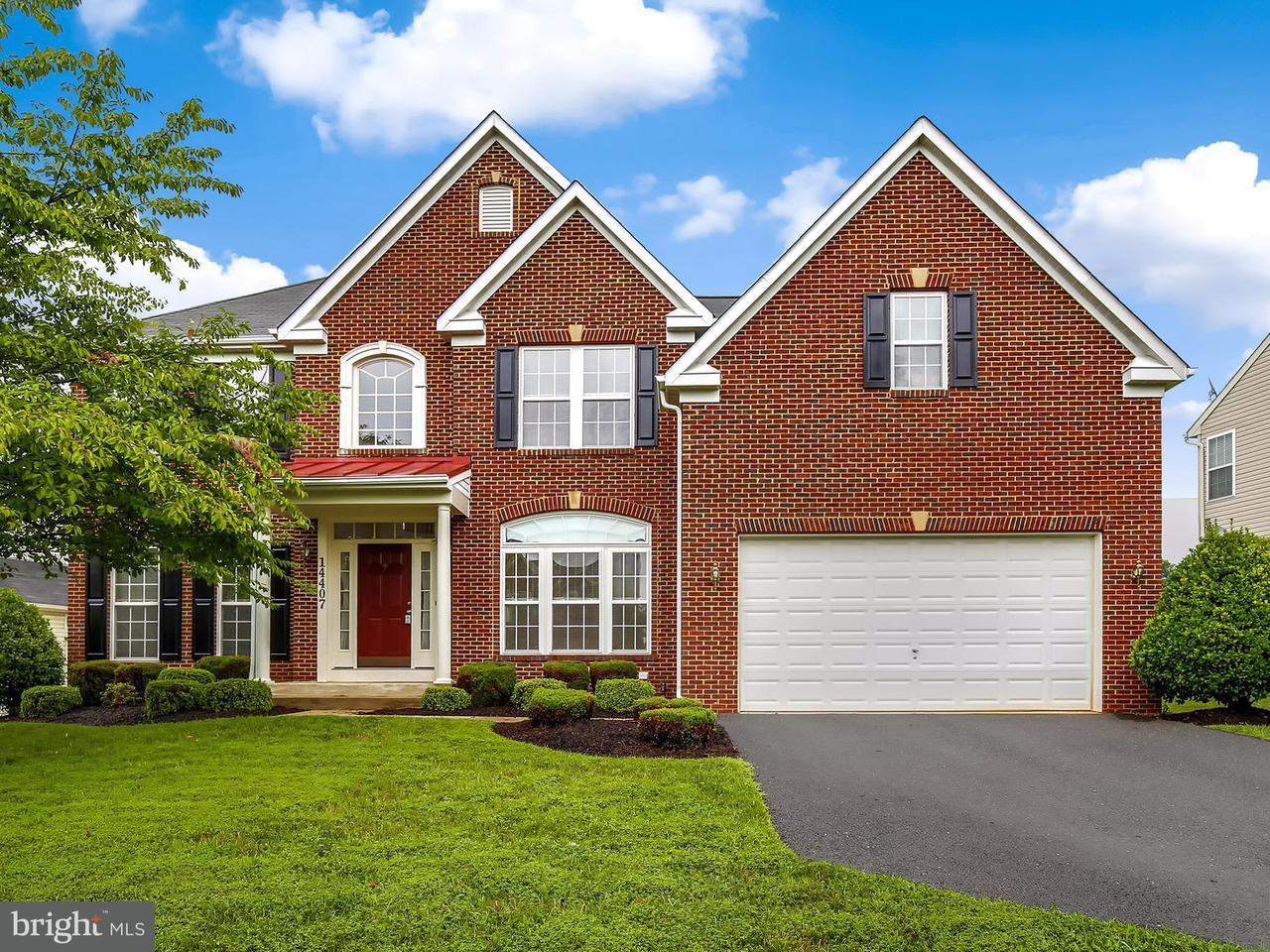 Частный односемейный дом для того Продажа на 14407 AUTUMN CREST Road 14407 AUTUMN CREST Road Boyds, Мэриленд 20841 Соединенные Штаты
