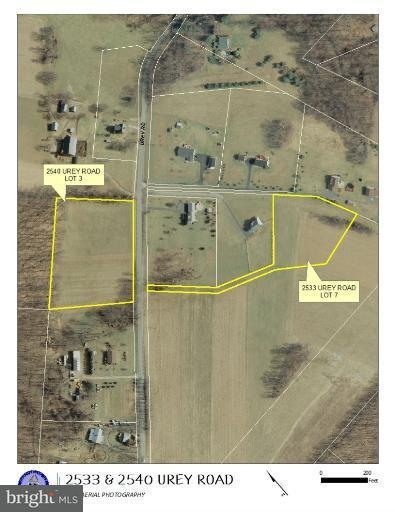 Land for Sale at 2533 Urey Rd White Hall, Maryland 21161 United States