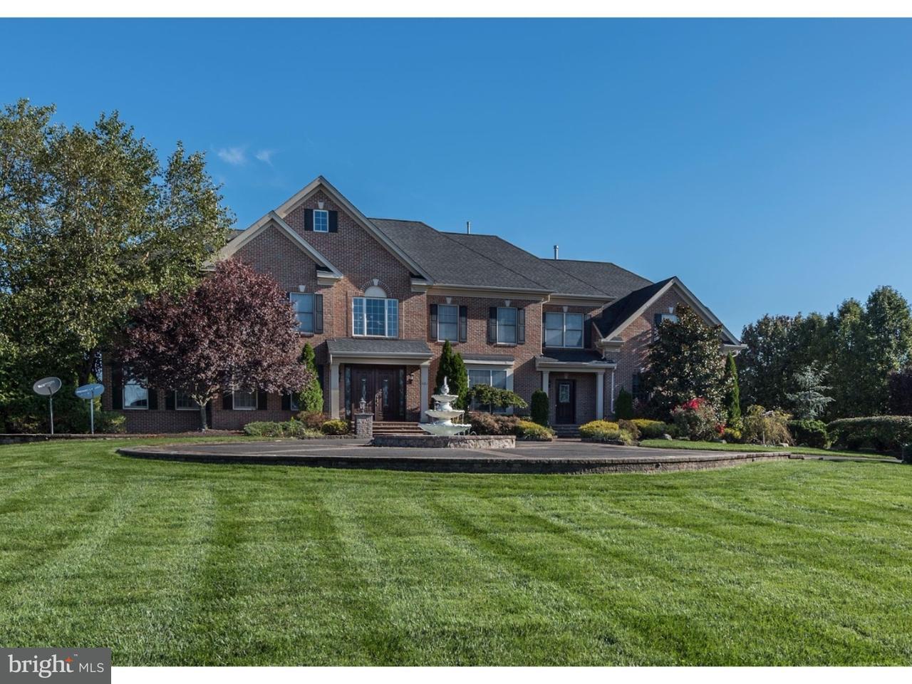 独户住宅 为 销售 在 404 SALEM Road Moorestown, 新泽西州 08057 美国