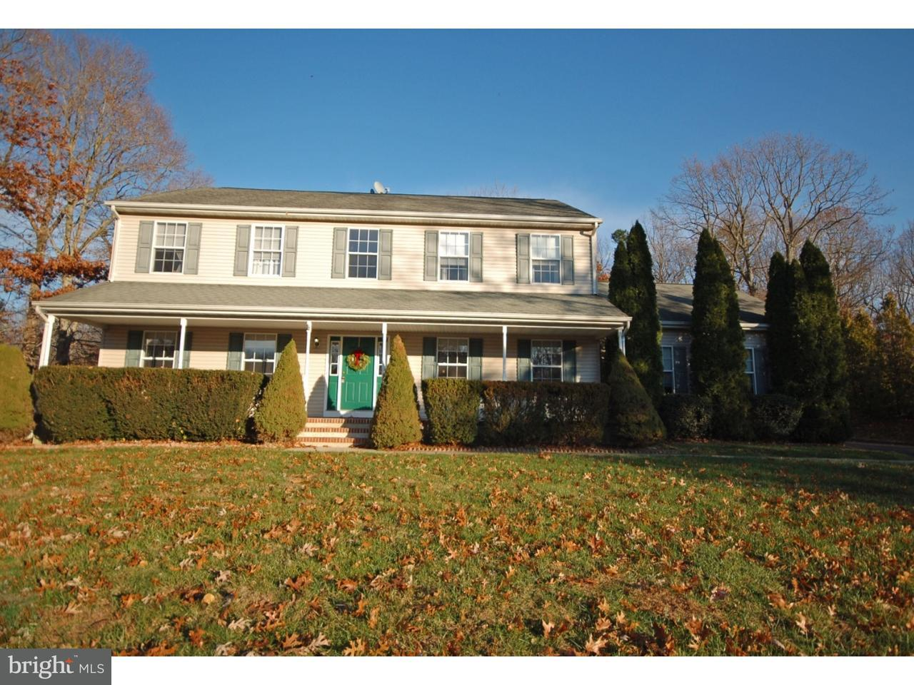 独户住宅 为 销售 在 20 PLUM RIDGE Drive Plumsted, 新泽西州 08533 美国