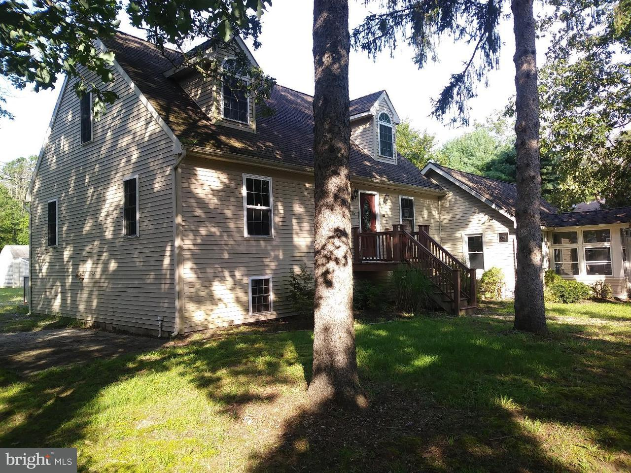 Single Family Home for Sale at 35 CARRANZA Road Tabernacle Twp, New Jersey 08088 United States
