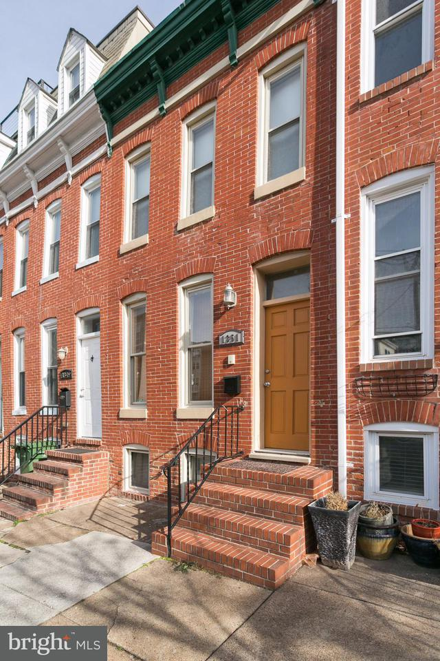 Other Residential for Rent at 1351 Jackson St Baltimore, Maryland 21230 United States