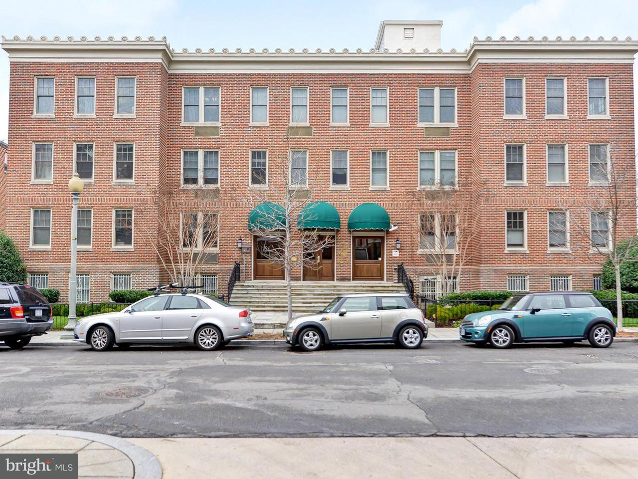 Single Family for Sale at 2410 20th St NW #207 Washington, District Of Columbia 20009 United States
