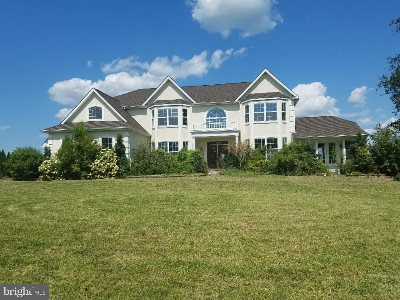 Частный односемейный дом для того Продажа на 11 AMETHYST Court Swedesboro, Нью-Джерси 08085 Соединенные Штаты