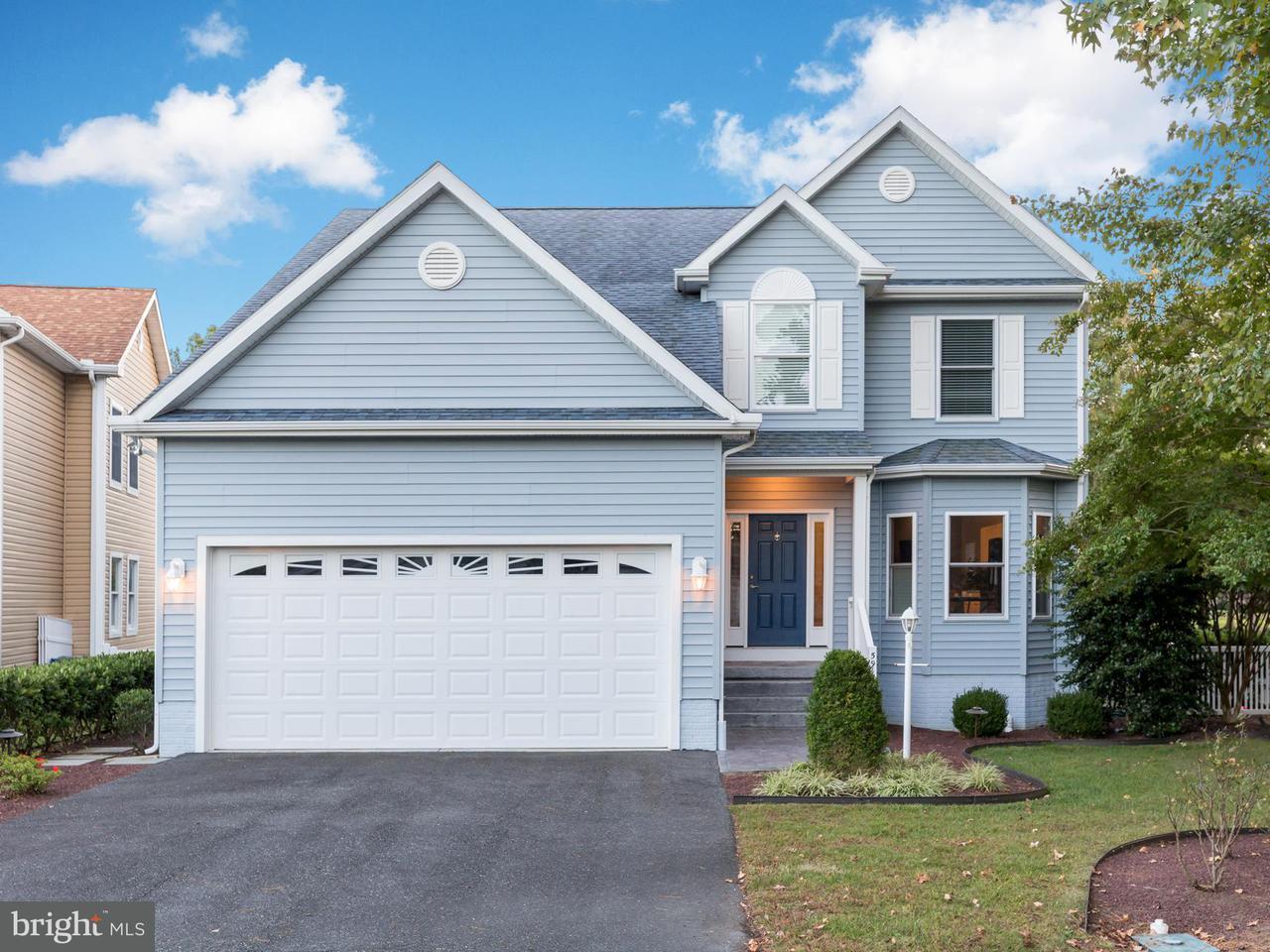 Частный односемейный дом для того Продажа на 59 CLUBHOUSE Drive 59 CLUBHOUSE Drive Ocean Pines, Мэриленд 21811 Соединенные Штаты