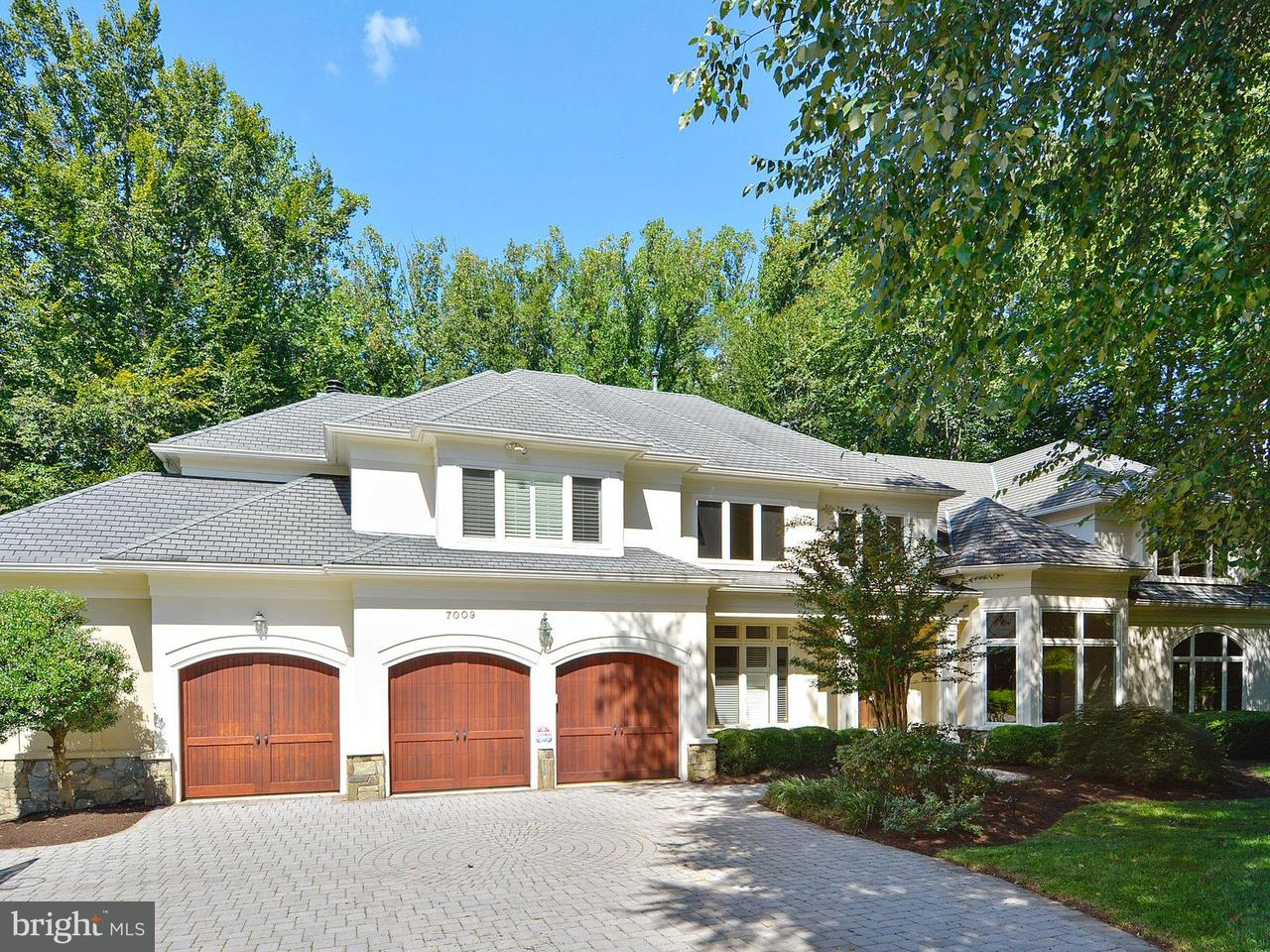 Single Family Home for Sale at 7009 DEEP CREEK Court 7009 DEEP CREEK Court Bethesda, Maryland 20817 United States