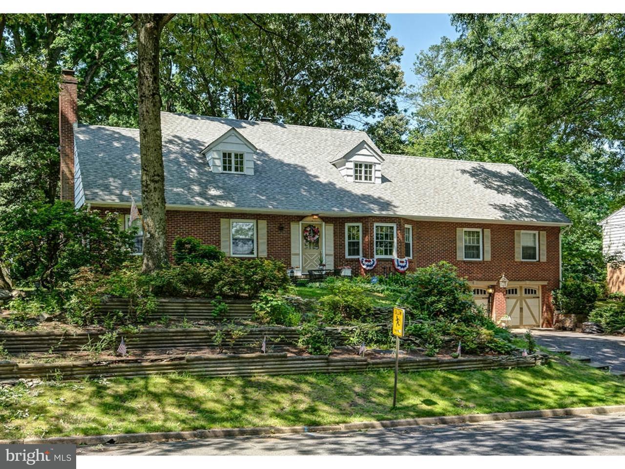 Maison unifamiliale pour l Vente à 510 GLENDALE Avenue Haddon Township, New Jersey 08108 États-Unis