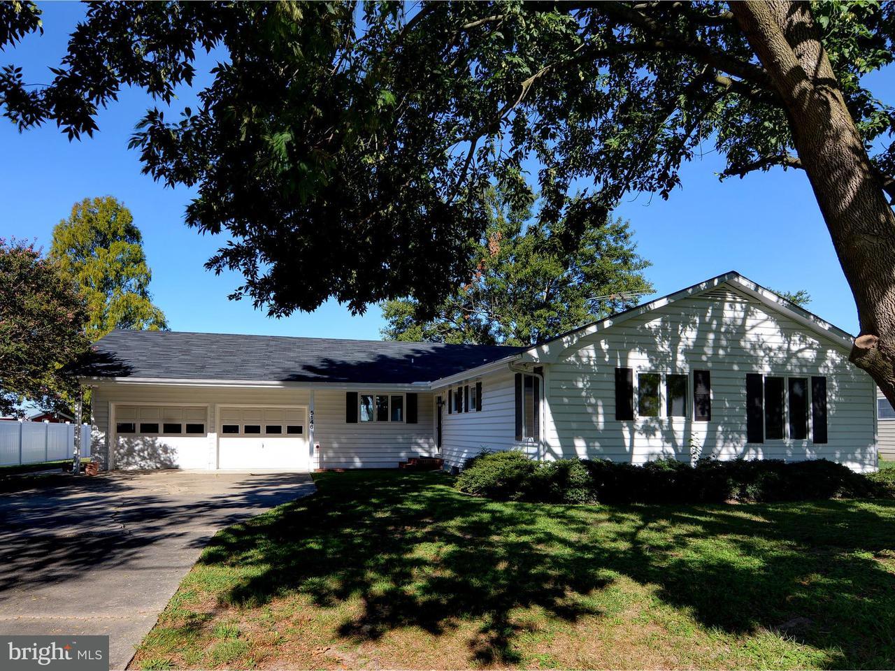 獨棟家庭住宅 為 出售 在 5146 Paw Paw Road 5146 Paw Paw Road Cambridge, 馬里蘭州 21613 美國