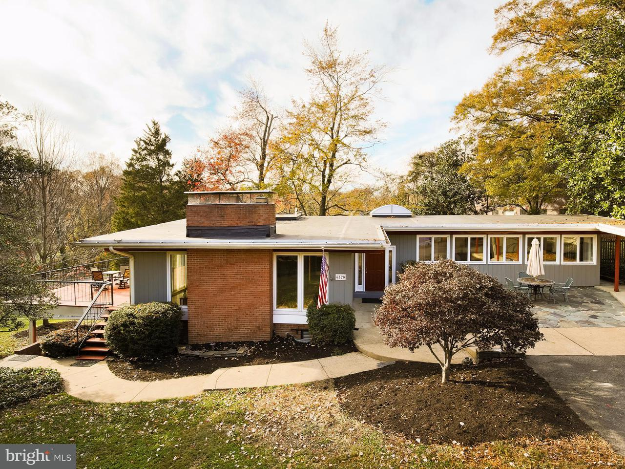 Single Family Home for Sale at 6520 ELMDALE Road 6520 ELMDALE Road Alexandria, Virginia 22312 United States
