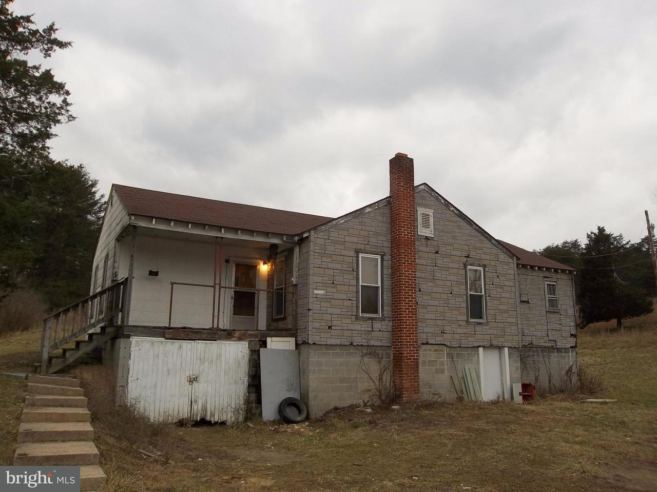 Single Family for Sale at 6017 Green Spring Valley Rd Green Spring, West Virginia 26722 United States