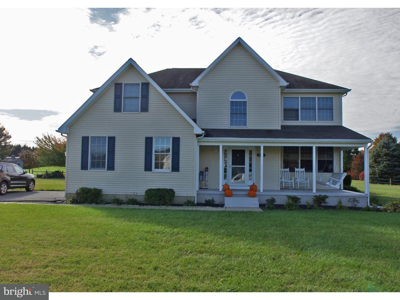 Maison unifamiliale pour l Vente à 371 MASTERS Lane Magnolia, Delaware 19962 États-Unis