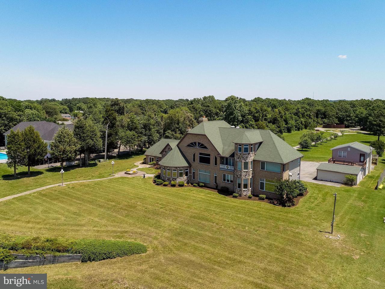 Einfamilienhaus für Verkauf beim 495 SEAGULL BEACH Road 495 SEAGULL BEACH Road Prince Frederick, Maryland 20678 Vereinigte Staaten