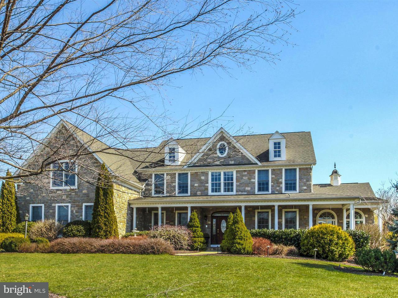 Maison unifamiliale pour l Vente à 13 WOODMERE Circle 13 WOODMERE Circle Middletown, Maryland 21769 États-Unis