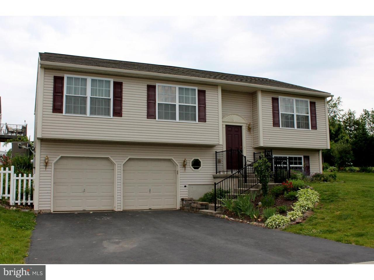 Частный односемейный дом для того Продажа на 3 LOWLAND CV Pine Grove, Пенсильвания 17963 Соединенные Штаты