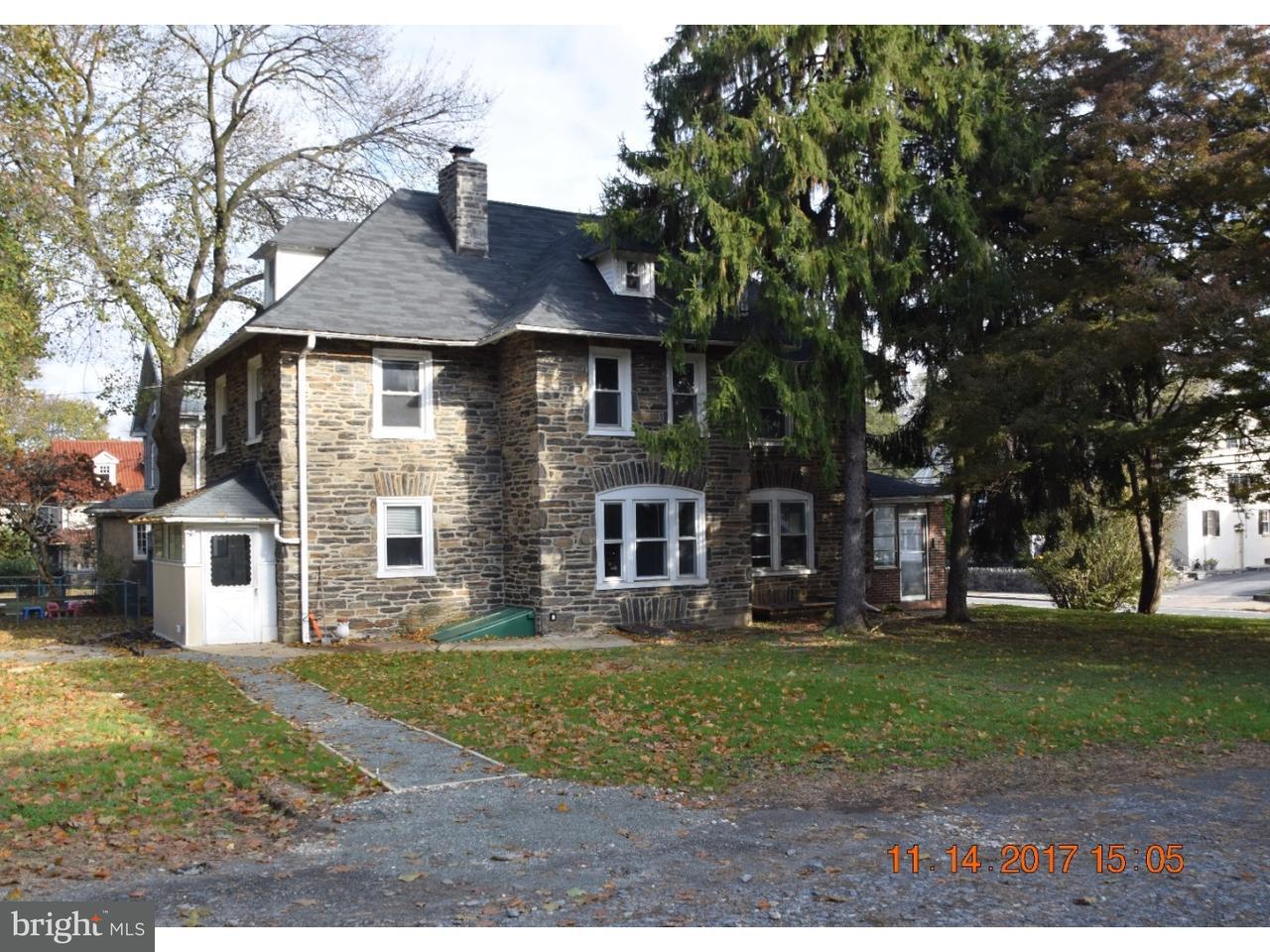 Casa Unifamiliar por un Alquiler en 112 E TOWNSHIP LINE Road Havertown, Pennsylvania 19083 Estados Unidos