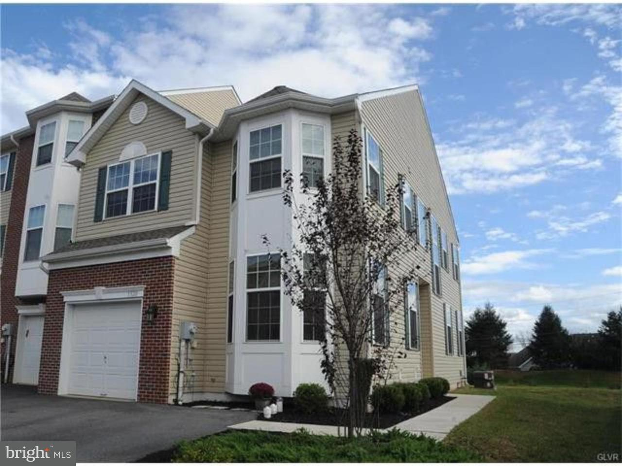 Townhouse for Rent at 5328 SPRING RIDGE DR E Macungie, Pennsylvania 18062 United States