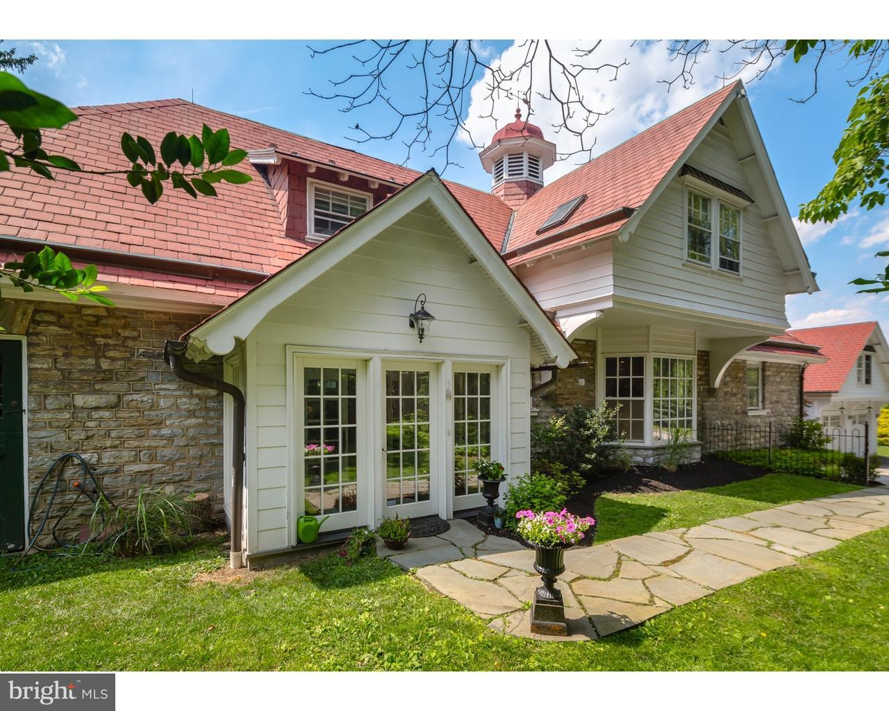 独户住宅 为 出租 在 11 HARFORD Lane 韦恩, 宾夕法尼亚州 19087 美国