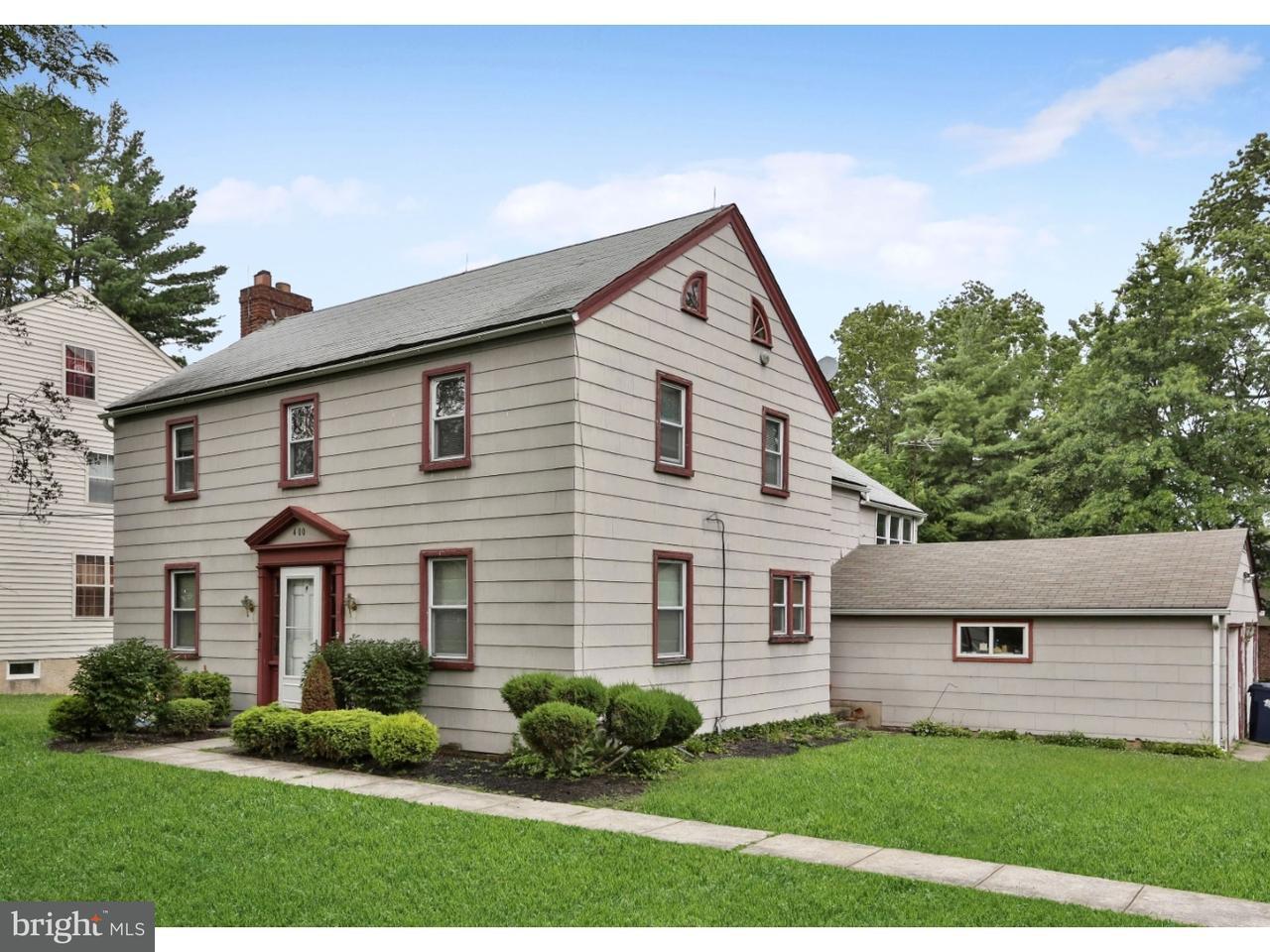 Casa Unifamiliar por un Alquiler en 400 HANCOCK Avenue East Norriton, Pennsylvania 19401 Estados Unidos