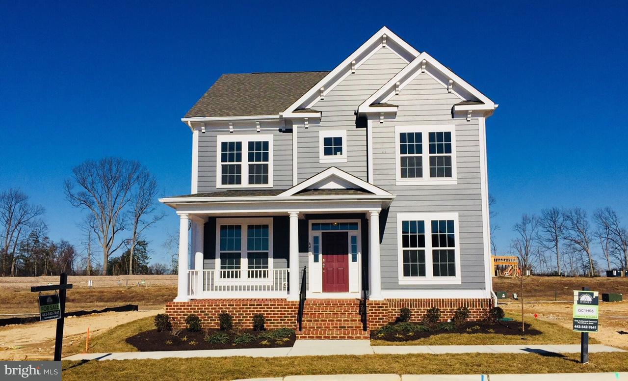 Eensgezinswoning voor Verkoop een t 6410 GREENLEIGH Avenue 6410 GREENLEIGH Avenue Middle River, Maryland 21220 Verenigde Staten