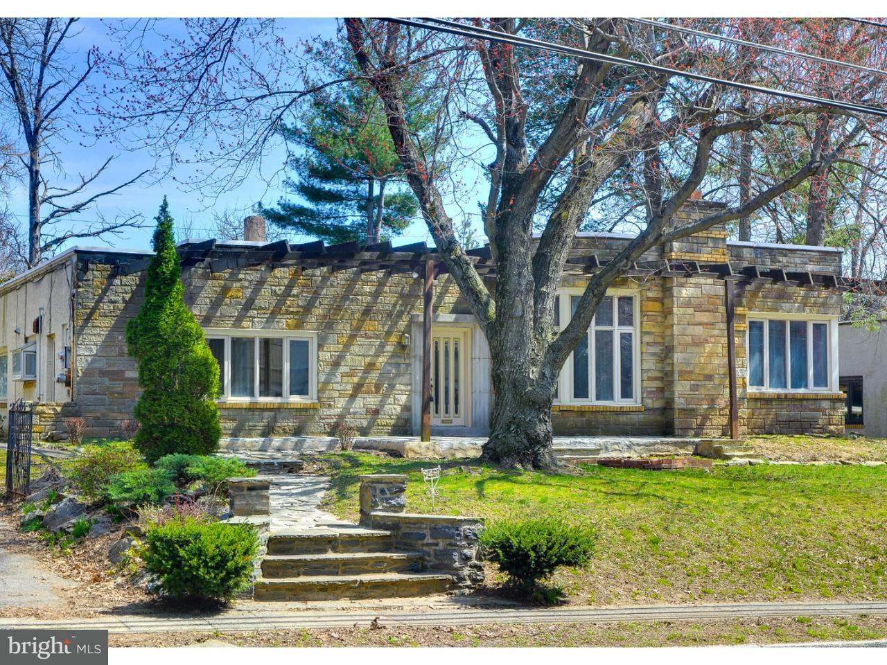 独户住宅 为 出租 在 249 HAVERFORD Road Wynnewood, 宾夕法尼亚州 19096 美国