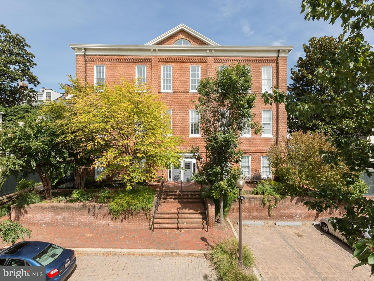 Condominium for Sale at 2735 Olive St NW #2 Washington, District Of Columbia 20007 United States