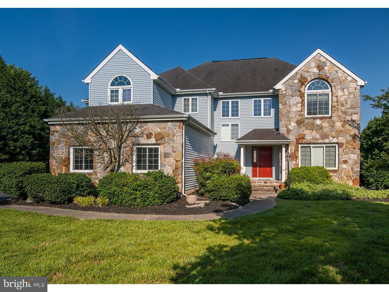 Tek Ailelik Ev için Satış at 313 QUAIL RUN Wyoming, Delaware 19934 Amerika Birleşik Devletleri