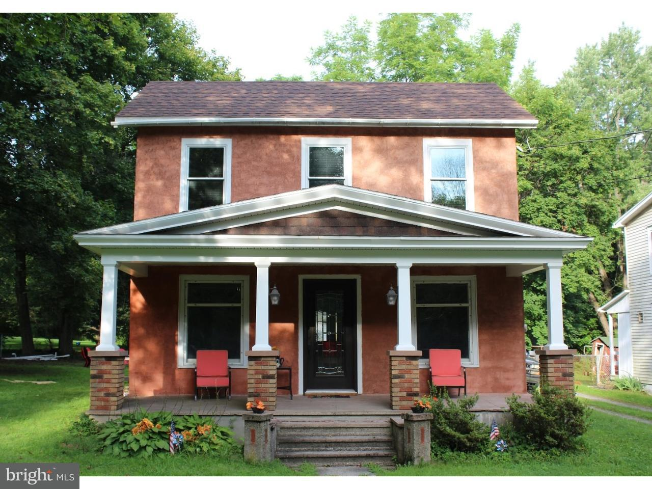 Частный односемейный дом для того Продажа на 172 GRIER Avenue Barnesville, Пенсильвания 18214 Соединенные Штаты