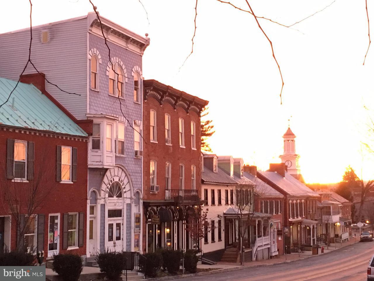 Comercial para Venda às 131 WEST GERMAN Street 131 WEST GERMAN Street Shepherdstown, West Virginia 25443 Estados Unidos