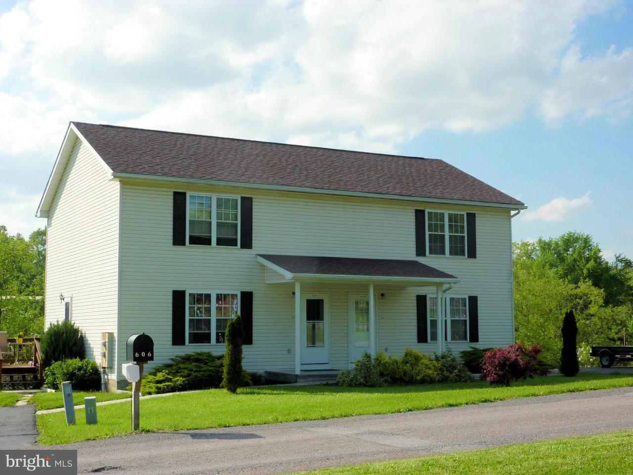 Single Family for Sale at 608 Pensinger Blvd Mountain Lake Park, Maryland 21550 United States