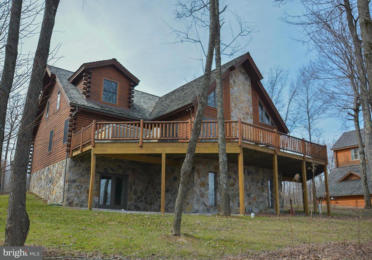 Casa Unifamiliar por un Venta en 273 SUNDANCE WAY 273 SUNDANCE WAY Mc Henry, Maryland 21541 Estados Unidos