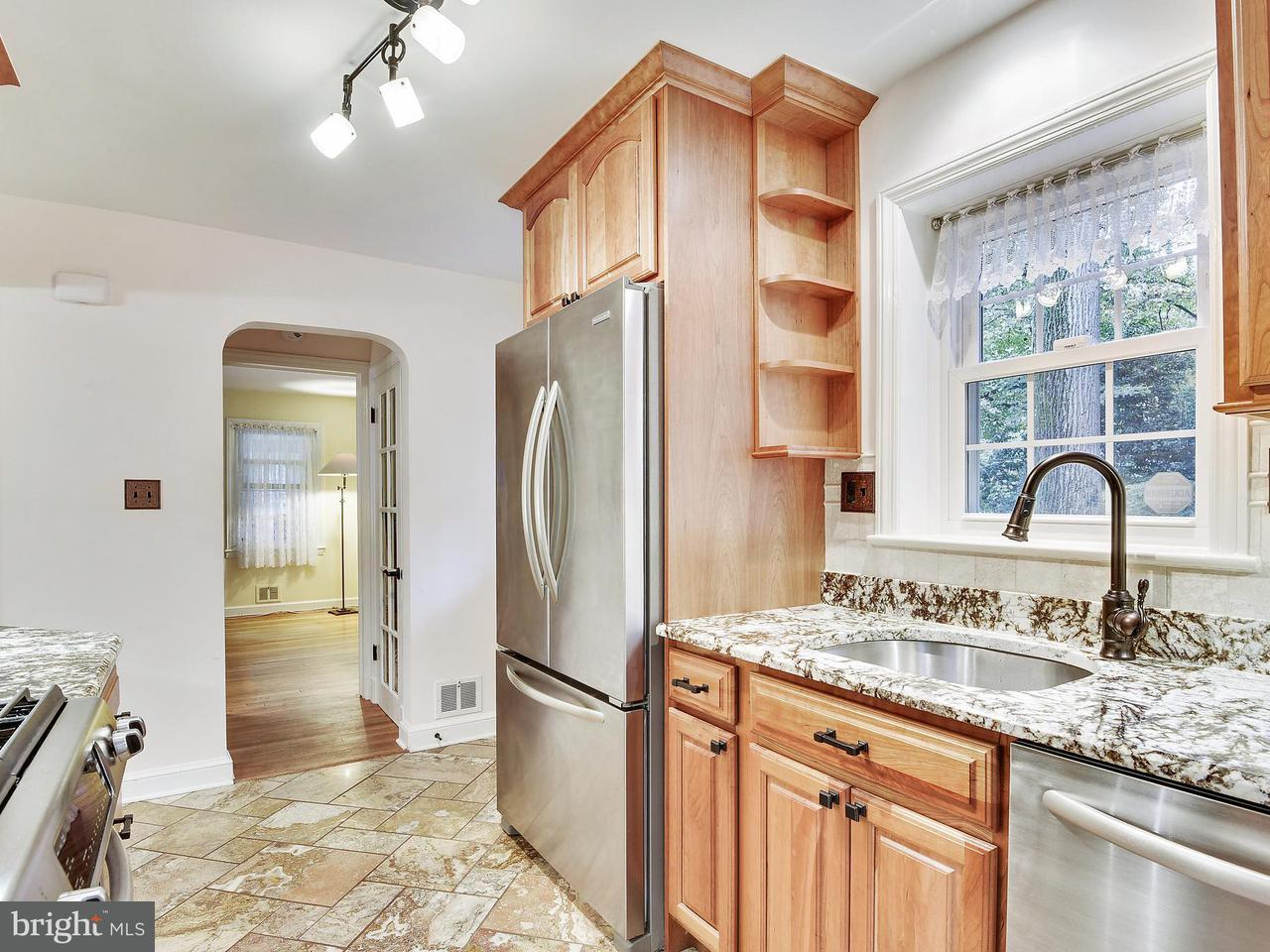 Single Family Home for Sale at 409 HILLMOOR Drive 409 HILLMOOR Drive Silver Spring, Maryland 20901 United States