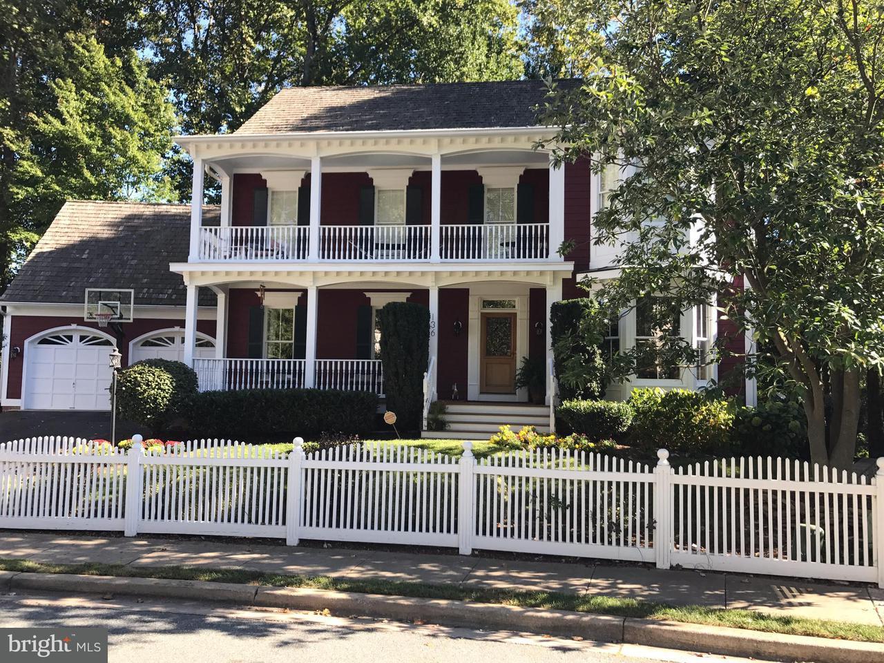 一戸建て のために 売買 アット 136 TREEHAVEN Street 136 TREEHAVEN Street Gaithersburg, メリーランド 20878 アメリカ合衆国