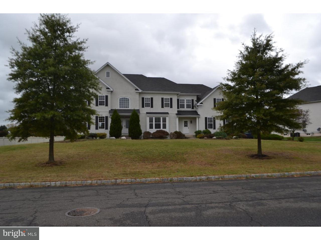 Maison unifamiliale pour l Vente à 92 BALSAM Road Lumberton, New Jersey 08048 États-Unis