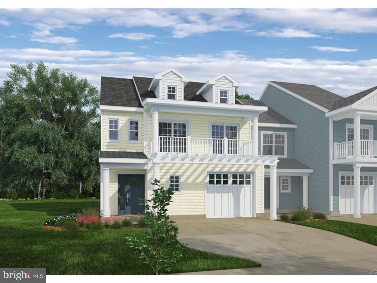 Stadthaus für Verkauf beim 36209 GLENVEAGH RD #UNIT 1 Selbyville, Delaware 19975 Vereinigte Staaten