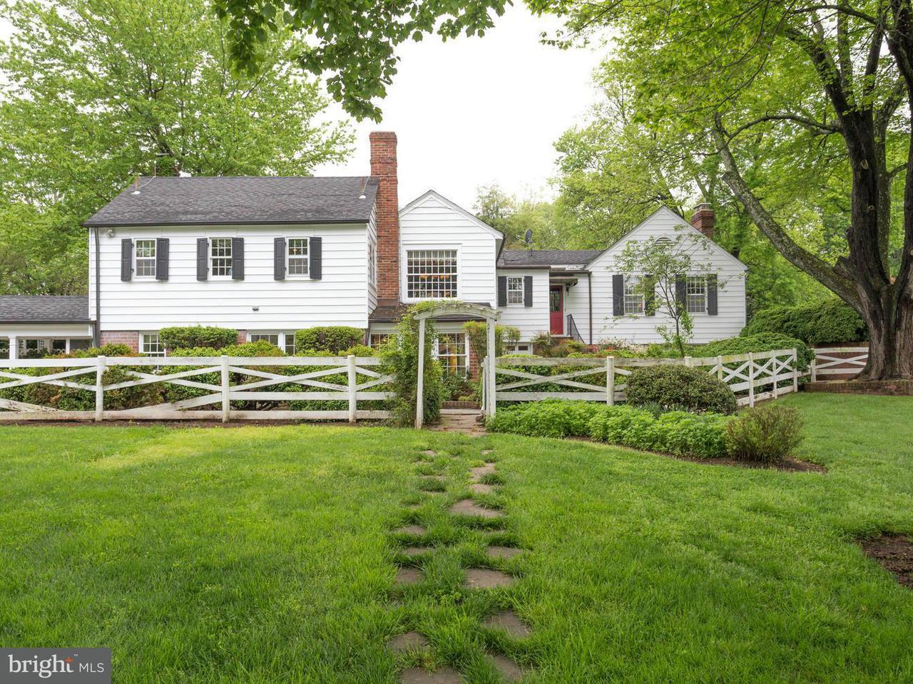Single Family Home for Sale at 641 SENECA Road 641 SENECA Road Great Falls, Virginia 22066 United States