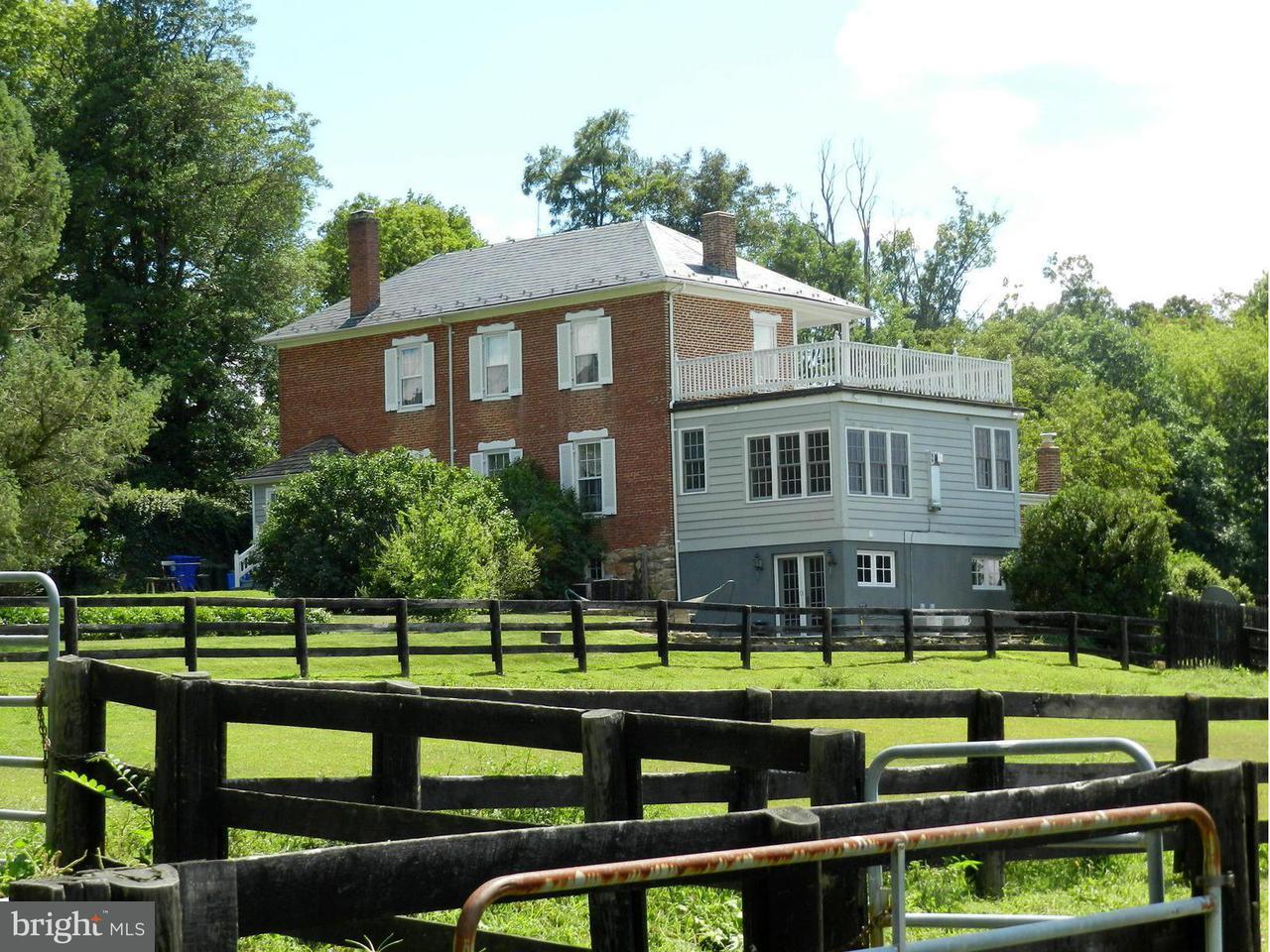 농장 용 매매 에 23720 MOUNT EPHRAIM Road 23720 MOUNT EPHRAIM Road Dickerson, 메릴랜드 20842 미국