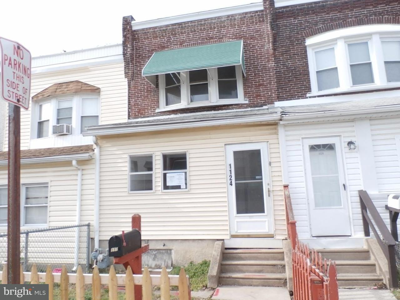 Townhouse for Rent at 1124 GREEN Street Marcus Hook, Pennsylvania 19061 United States